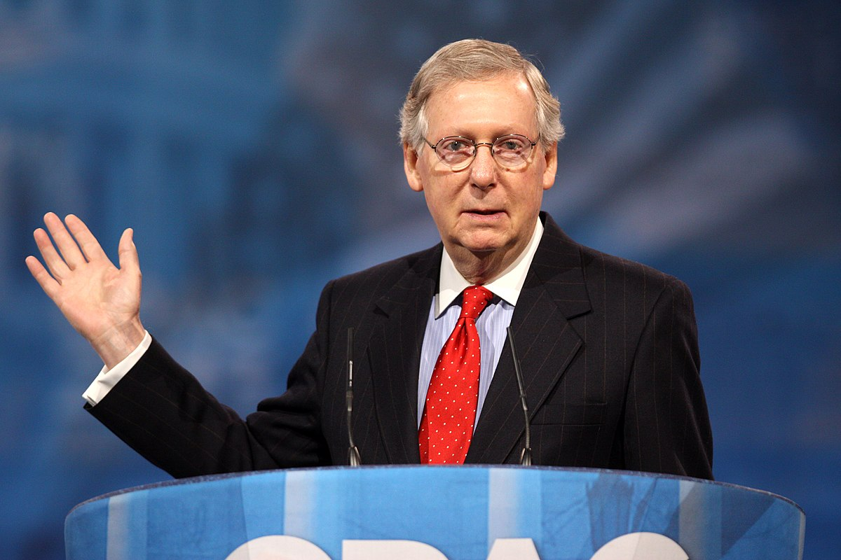 Mitch McConnell's Sudden Interest in Independent Agencies