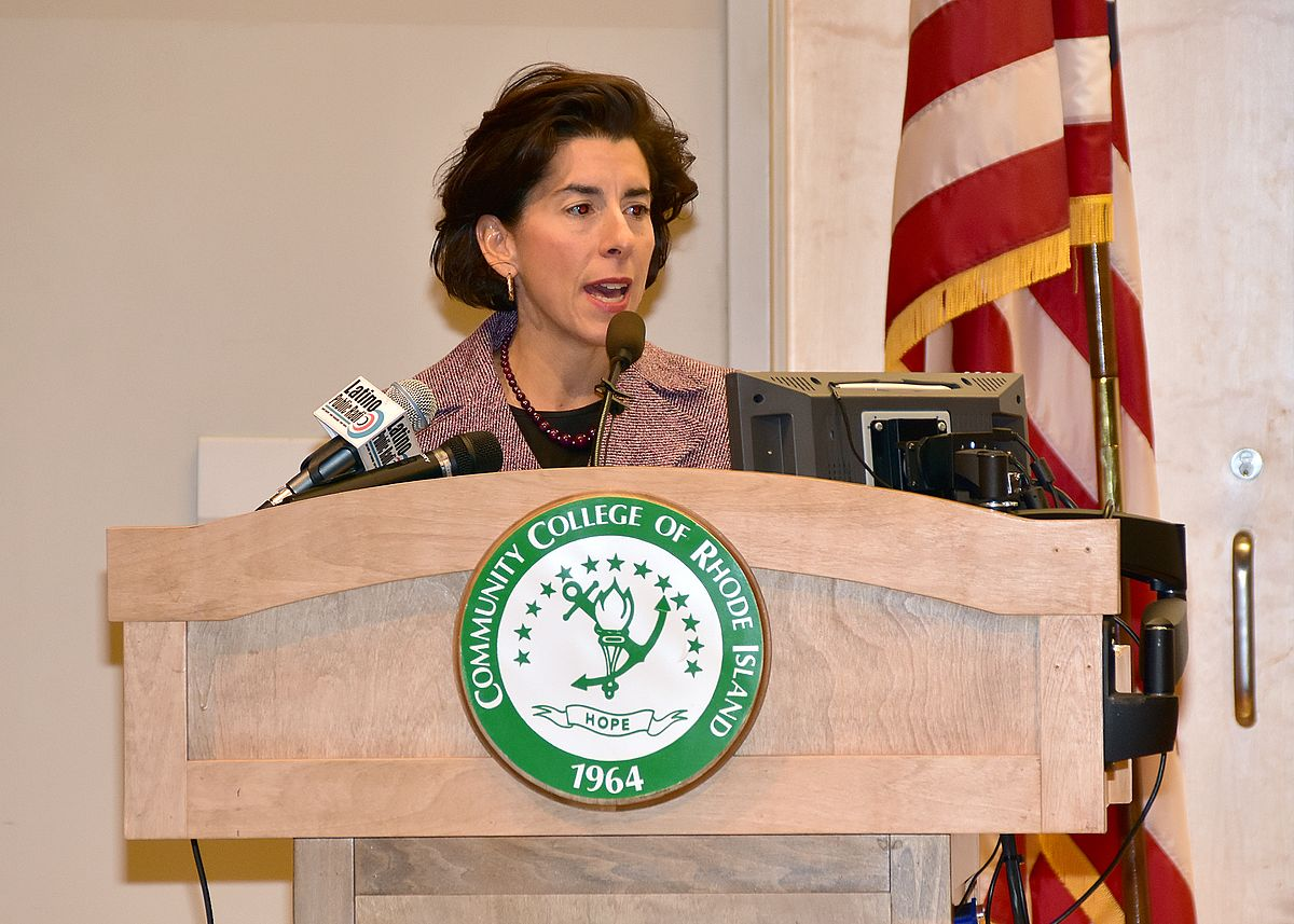 How Does Any Decent Person Consider Gina Raimondo For A Cabinet Position?