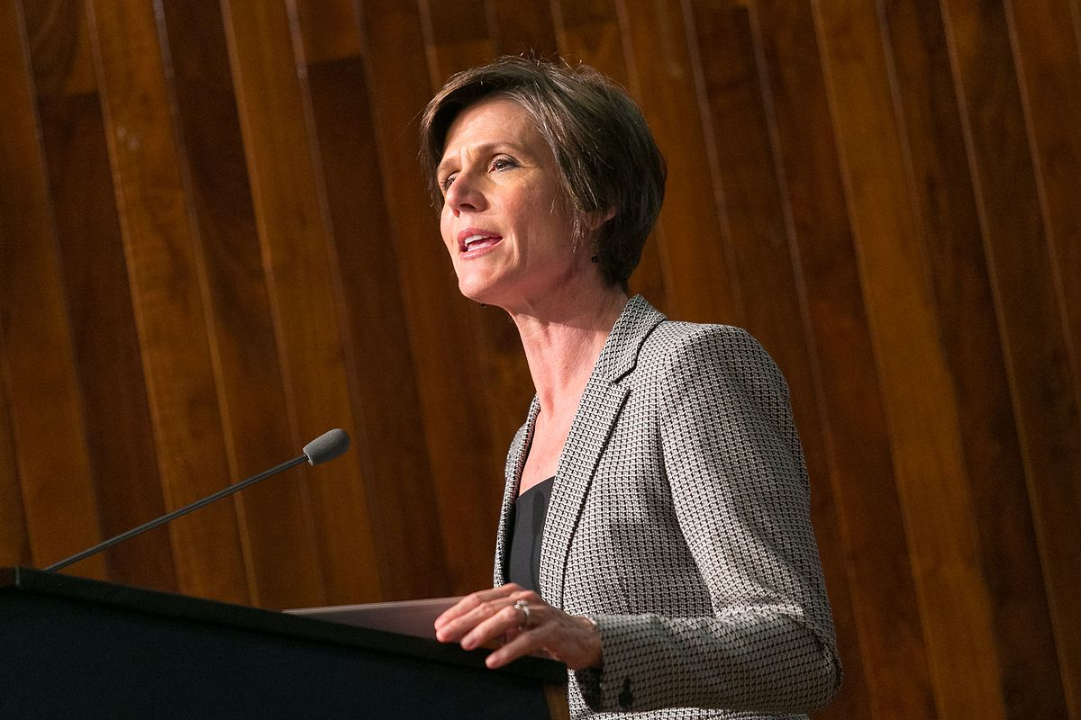 Sally Yates' Record of Ignoring The Innocent And Protecting The Guilty