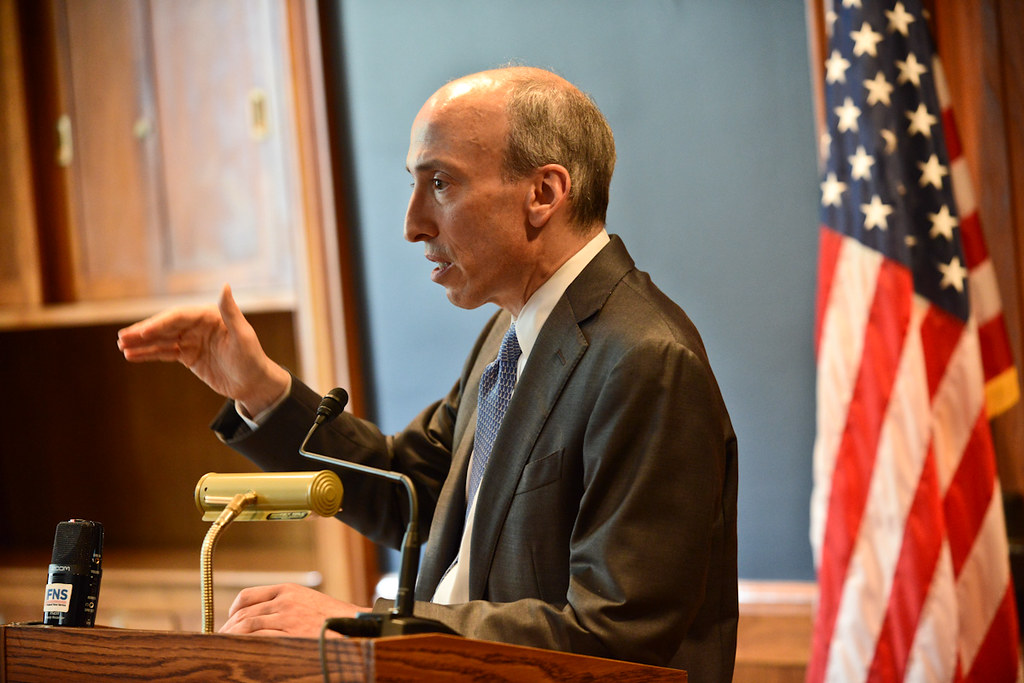 Gary Gensler Would Lead An Un-Captured SEC To New Climate Regs