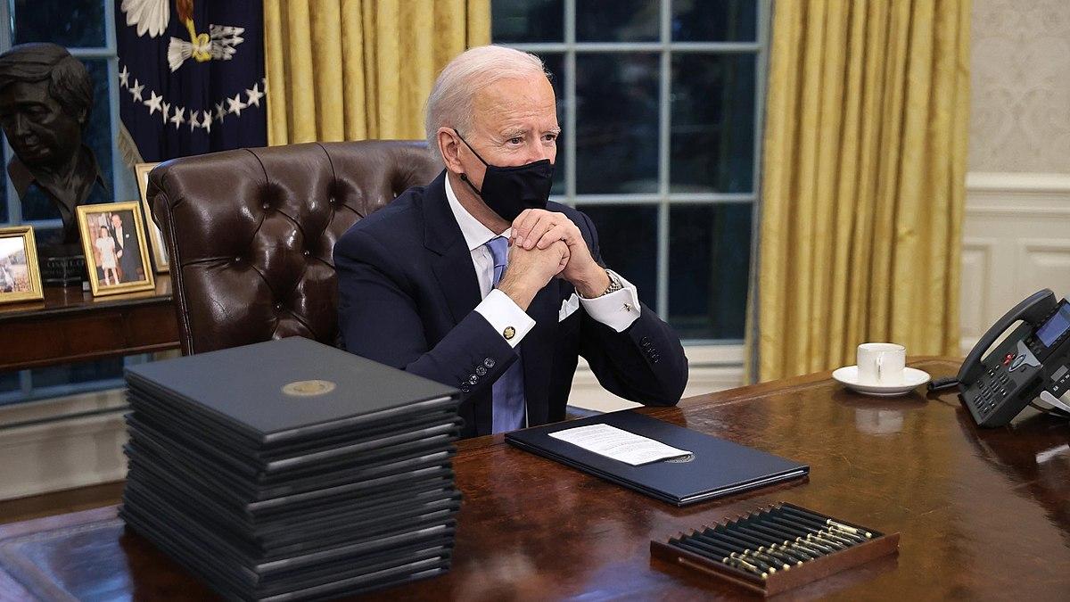 Biden Must Fire All Of Trump's Cronies Immediately