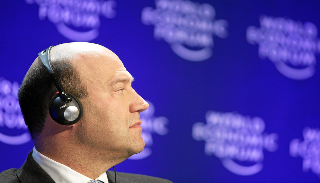 Gary Cohn, IBM, And A Tale As Old As Time