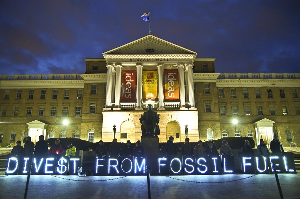 The Industry Agenda: Fossil Fuel