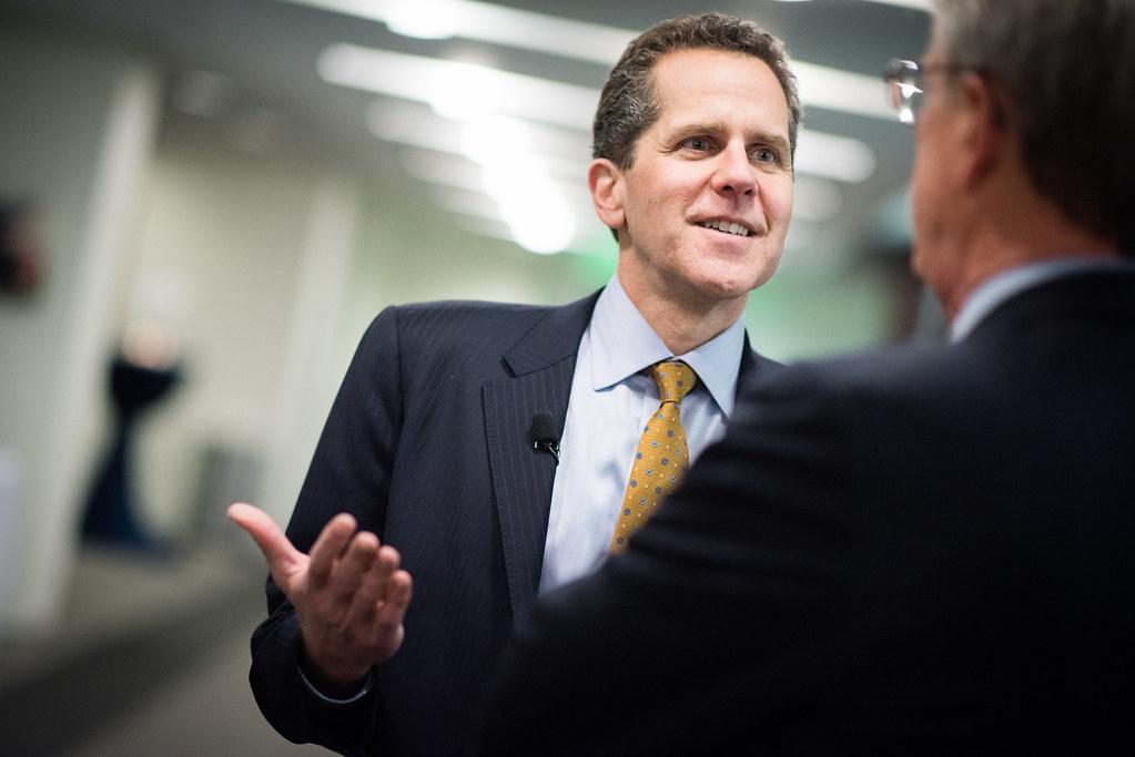 Barr's Current Fintech Ties Run Through Venture Capital Firm Of Former Finance Execs