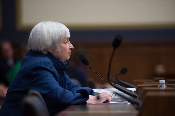 Yellen Should Move Quickly To Appoint A Climate Leader In Treasury