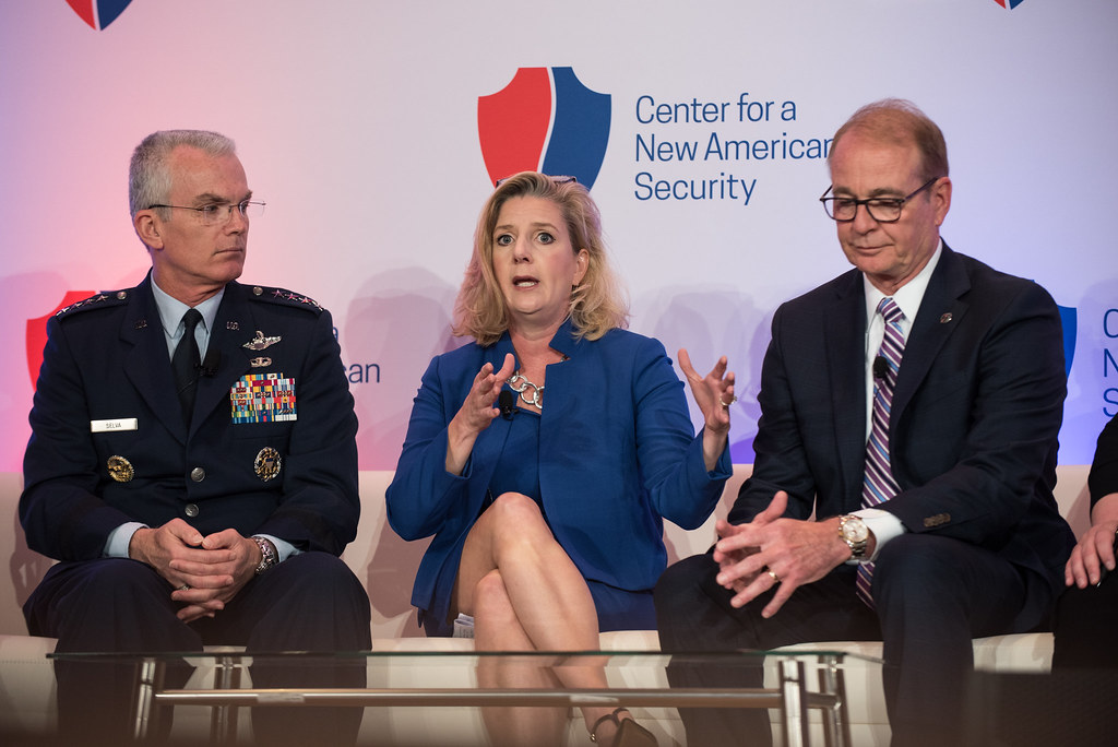 American Primacy On The Menu For Big Industry Donors At CNAS
