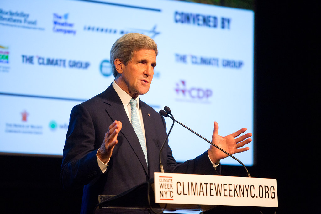 John Kerry Must Choose: Wall Street Or The Planet