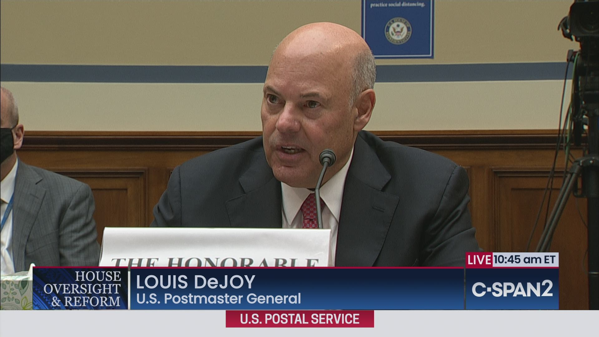 Biden Must Continue Cleaning House At USPS